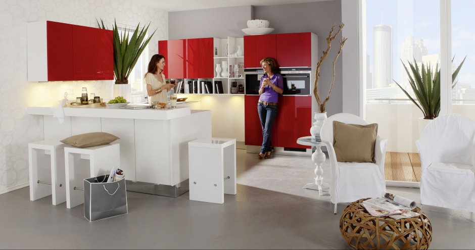 Urządzamy  Kuchnia w kolorze Pokazujemy 15 inspiracji  meble com pl -> Urządzamy Mieszkanie Kuchnia