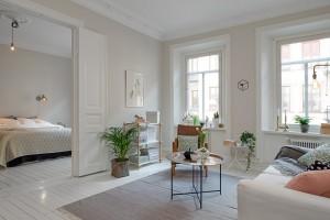 Piękne jasne mieszkanie. Tak je urządzisz