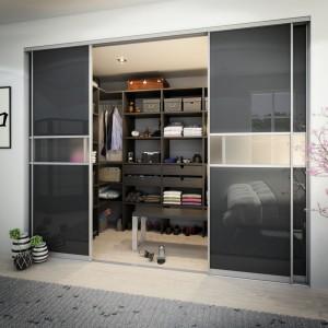 Urządzamy Garderoba W Sypialni śliczne I Pomysłowe