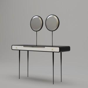 Toaletka minimallistyczna. Fot. Ekaterina Elizarova