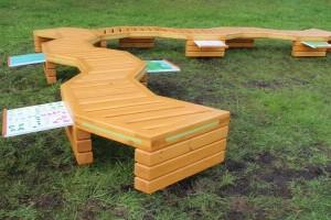 Kreatywne miejskie ławki stanęły w Pile