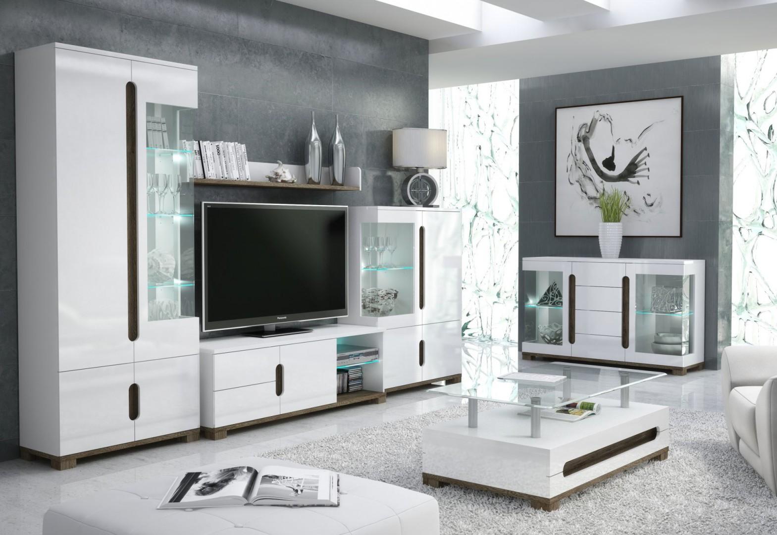 1d06fd22787e9f Wybieramy meble - Białe meble. 10 najmodniejszych kolekcji do salonu ...