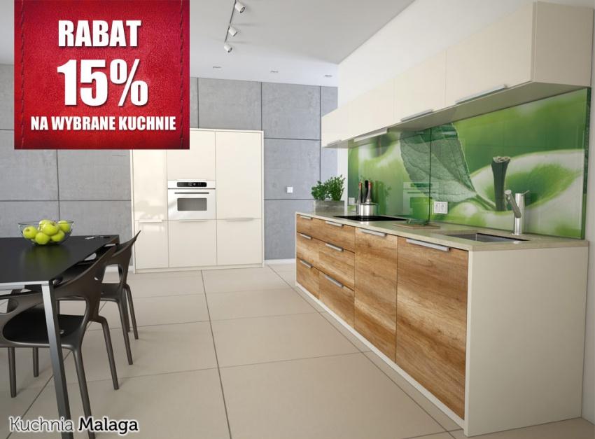 Okazje  Rabat 15% na wybrane kuchnie w Agata Meble   -> Kuchnia San Marino Agata Meble