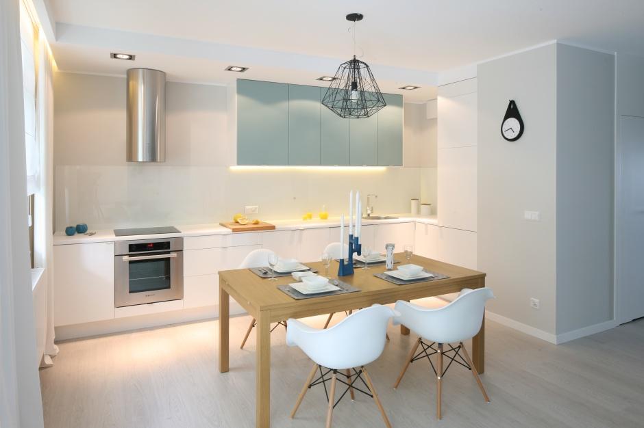 Urządzamy  Kuchnia z jadalnią Zobacz pomysłowe aranżacje  meble com pl -> Urządzamy Mieszkanie Kuchnia