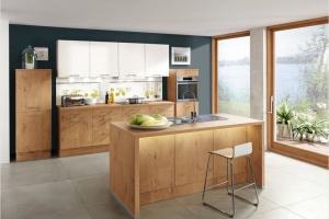 Drewno w kuchni. Sprawdz najciekawsze aranżacje