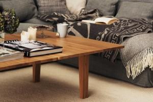 """""""Basic Coffee"""" - rozkładany stolik kawowy"""