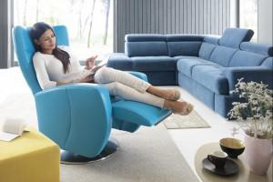 Wygodny fotel. Pokazujemy modele, które pozwolą ci wypocząć