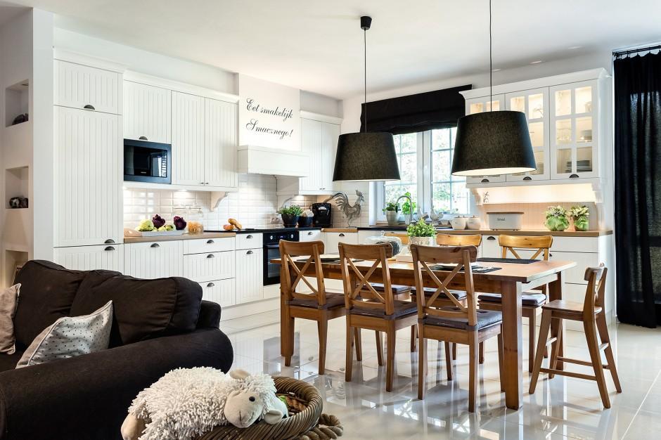 Urządzamy  Klasyczna kuchnia Zobacz wyjątkowe aranżacje  meble com pl -> Urządzamy Mieszkanie Kuchnia
