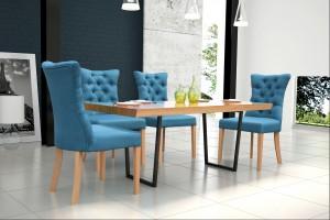 Klient wybiera krzesło – czym kieruje się podczas zakupu?