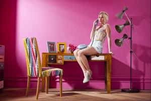 Modne krzesła. 15 modeli w tkaninie