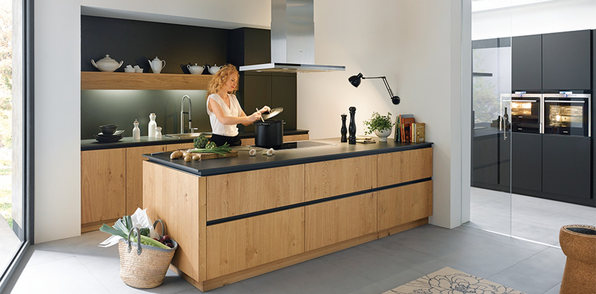 Wybieramy Meble Meble W Kuchni Zobacz Cieple Drewniane