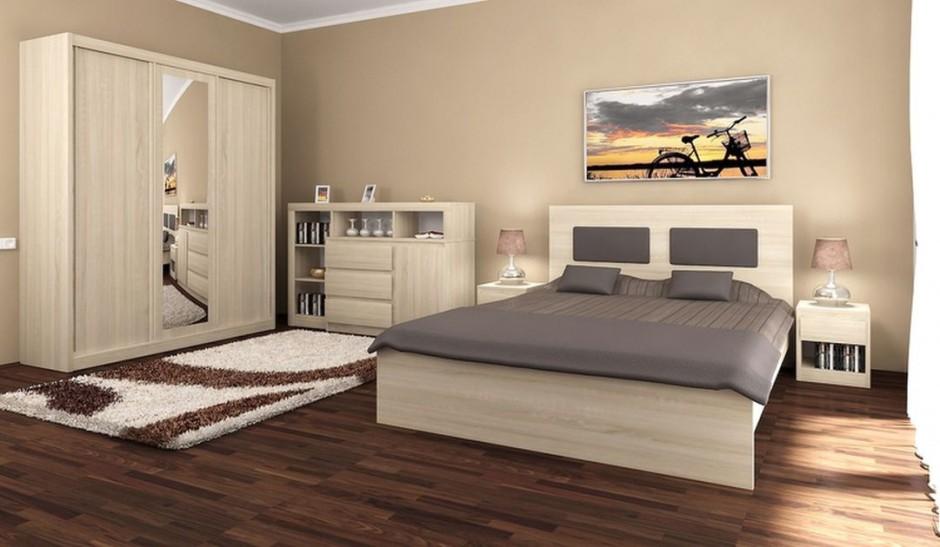 Sypialnia Dab Sonoma Jaki Kolor Scian