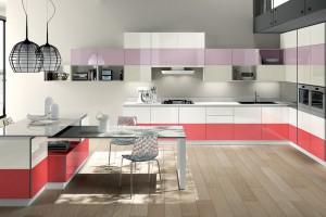 Kuchnia w kolorze. Najlepsze pomysły na modne wnętrze