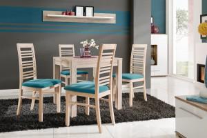 """Stół """"Polo"""" - w kolorze jasnego drewna"""