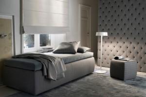 """Tuyo"" - nowoczesna sypialnia"