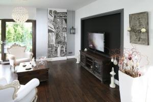 Modny salon. 5 fantastycznych pomysłów na telewizor