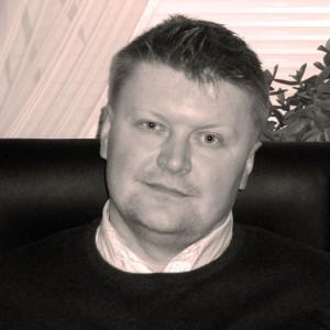 Wojciech Towścik, kierownik Działu Marketingu w firmie Wiór (Białystok).