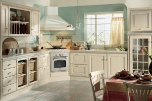 Jakie blaty do kuchni w stylu rustykalnym?
