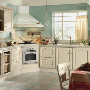 Rustykalne kuchnie są pełne stylowych detali. Fot. Scavolini