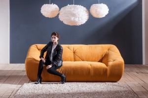 Sofa w salonie. Niesamowite i fantazyjne propozycje