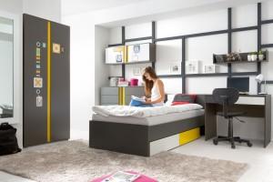 Idealne łóżko dla nastolatka - zobacz nasze inspiracje!