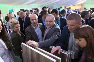 Fotorelacja z targów Platinium Flooring Show w Kronopolu