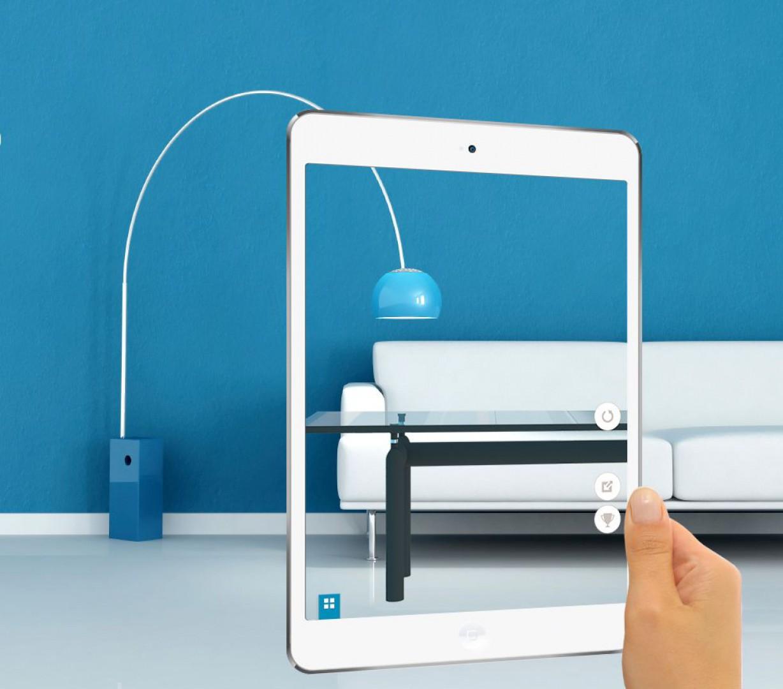 Dla użytkowników smartfonów oraz designerów i architektów aplikacja ma być całkowicie darmowa. Fot. Agitive