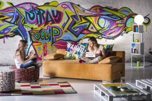 Małe mieszkanie. 10 pomysłów na sprytne siedziska