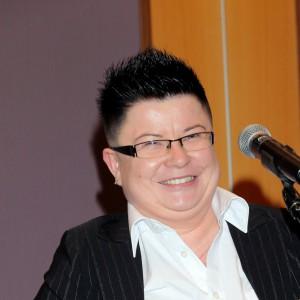 Izabela Bogusz, dyrektor salonu meblowego Agata SA w Warszawie.