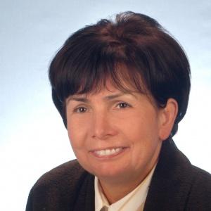 Barbara Hamrol, prezes zarządu firmy Domar (Poznań).