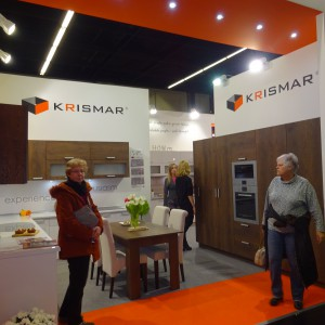 Swoje niezależne stoisko miała również firma Krismar. Fot. Beata Michalik