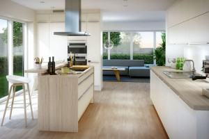 Meble kuchenne. 10 pomysłów na kuchnię z wyspą
