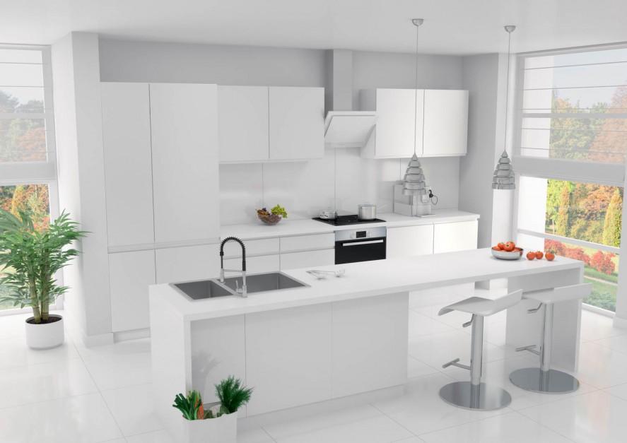 Urządzamy  Meble w kuchni Modne propozycje do 5 tys   -> Castorama Kuchnia Unik Czarny