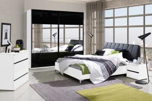 Łóżko w sypialni. Super modele i ceny