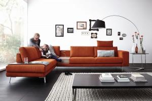 Sofa w salonie. Pięknie modele, które musisz zobaczyć