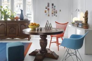 Stół w salonie. 15 eleganckich propozycji