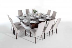 Stół dla rodziny – trendy i mechanizmy rozkładania