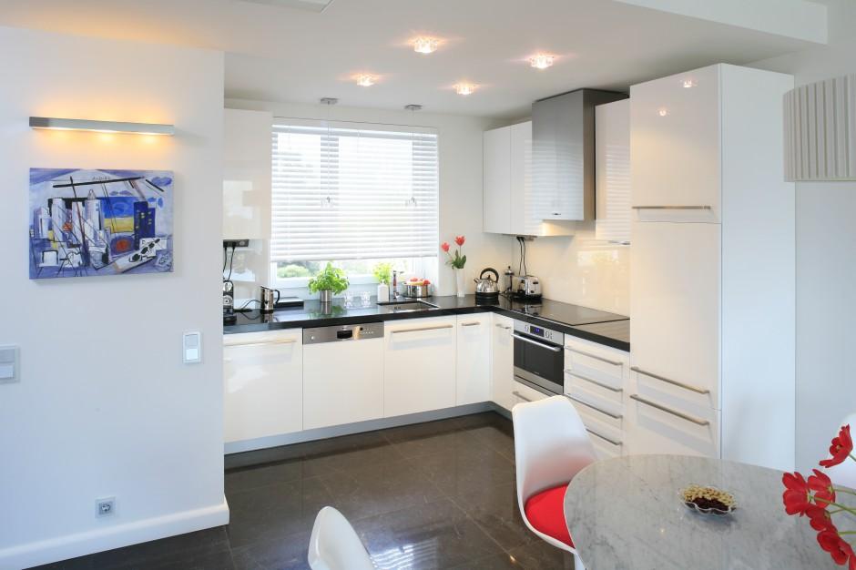 Urządzamy  Kuchnia w kształcie litery L Dużo zdjęć!  meble com pl -> Urządzamy Mieszkanie Kuchnia