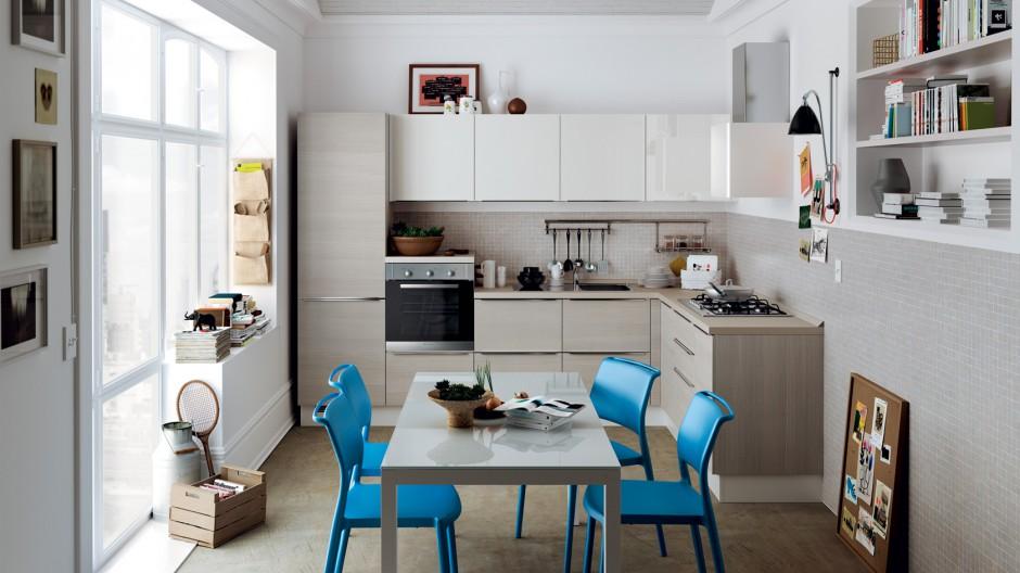 Urządzamy  Mała kuchnia Sprawdź jak urządzić w niej   -> Kuchnia U Edyty Mala Nieszawka