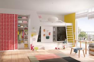Meble dla dzieci. 10 propozycji na pojemną i piękną szafę