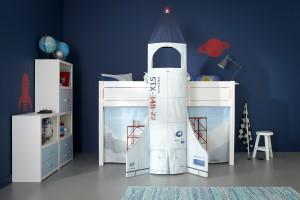 Łóżko dla dziecka. Zobacz bajeczne kolekcje dla najmłodszych