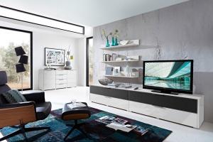 Meble RTV. 5 pomysłów do salonu