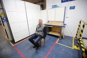 Dwa miliony krzeseł w IKEA Industry