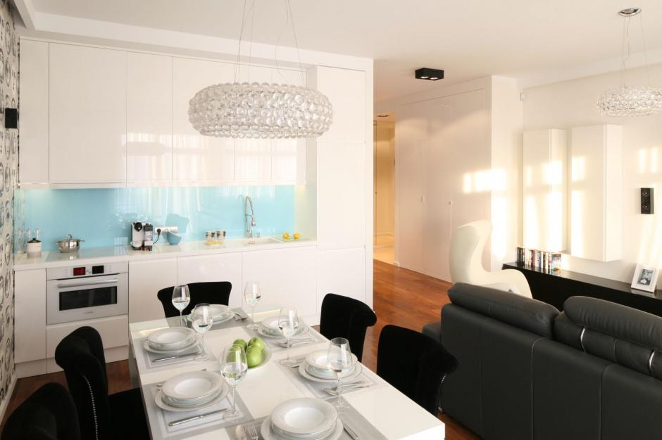Urządzamy  Mała kuchnia 10 pomysłów jak ją urządzić  meble com pl -> Urządzamy Mieszkanie Kuchnia