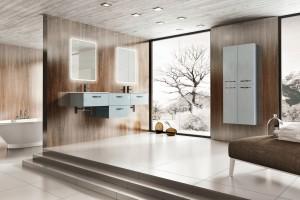 Meble łazienkowe - zobaczcie najnowsze trendy!