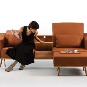 Sofa Deep Space. Fot. Bruhl