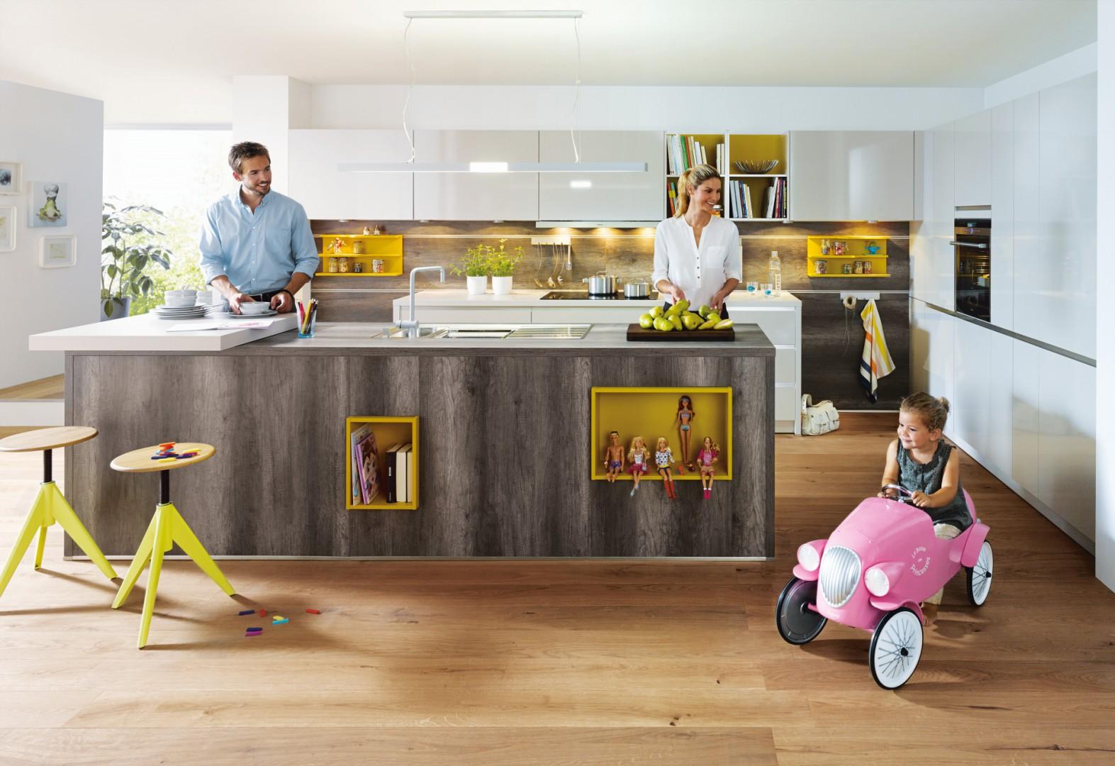 Urządzamy Kuchnia Bezpieczna Dla Dziecka Sprawdź Meble