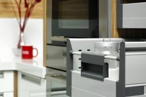 Systemy szuflad w kuchni - aktualna oferta