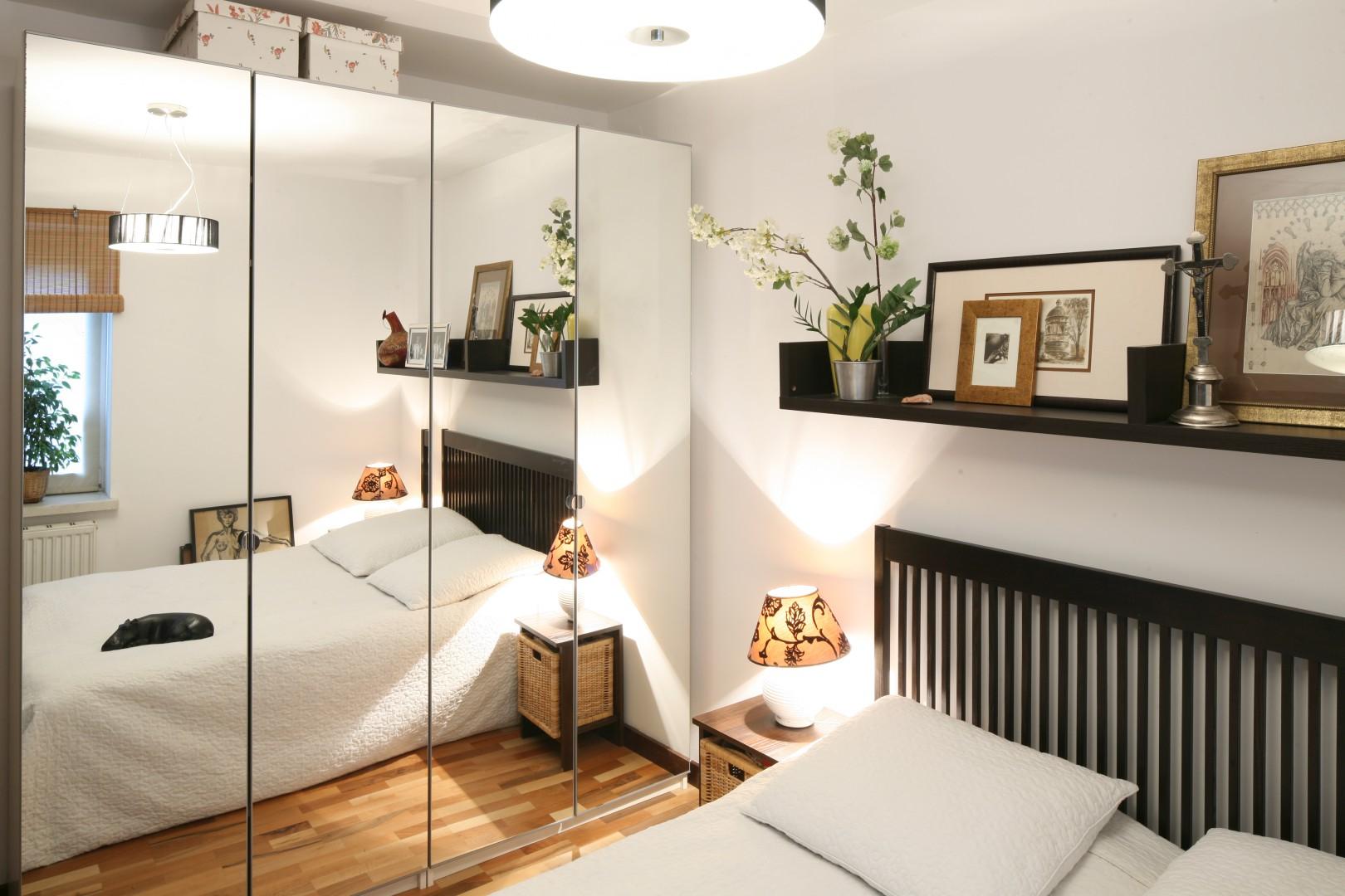 Urządzamy Mała Sypialnia Najlepsze Pomysły Z Polskich