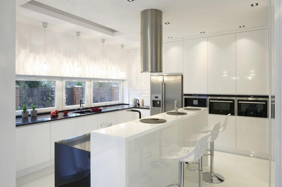 Urządzamy  Nowoczesna kuchnia Zobacz projekty z wysoką zabudową  meble com pl -> Urządzamy Mieszkanie Kuchnia
